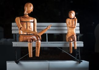 Father-Daughter Negotiations (You Choose the Subject)