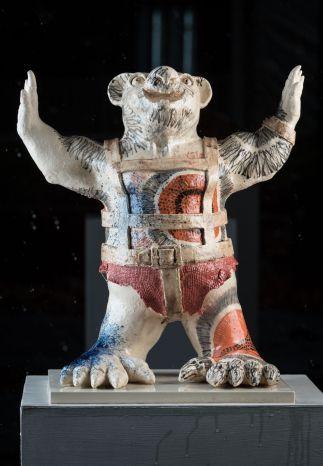 I Spartacus, the Warrior Wombat.