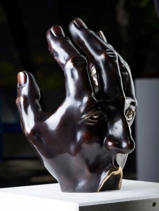 Sculpture of the Artist as a Hand
