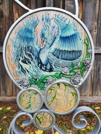 Phoenix Reflections