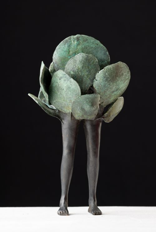 Untitled #2 (Interlude series) sculpture by Kate Gorman