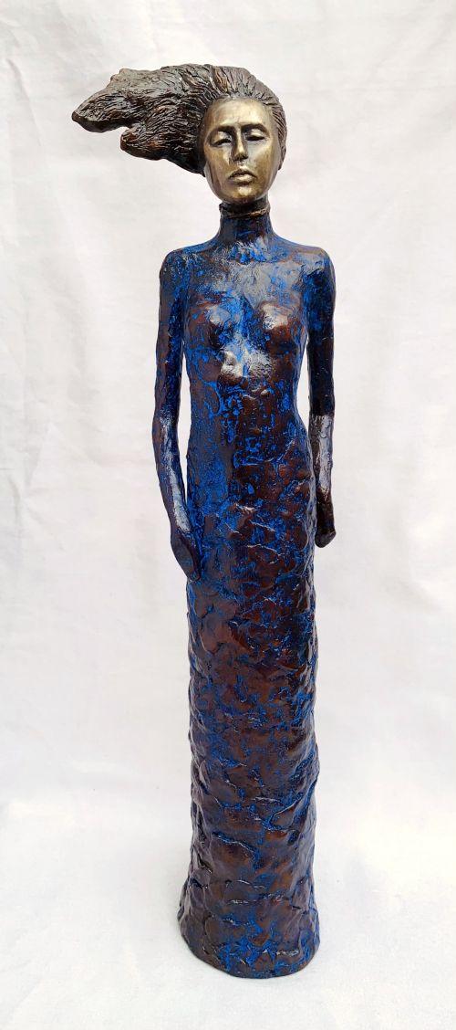 Divergence sculpture by Marija Patterson