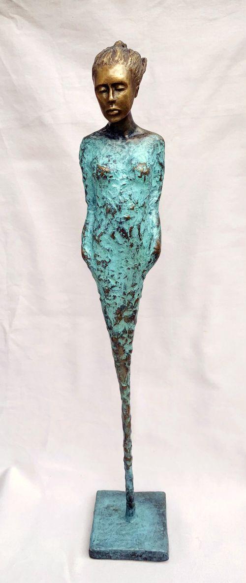 Serenity sculpture by Marija Patterson