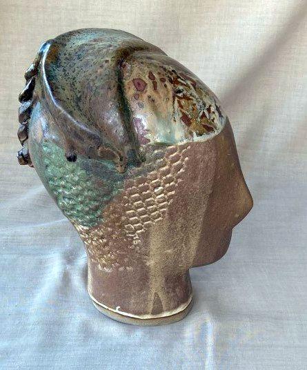 Zethus sculpture by Lisa Timms Stevens