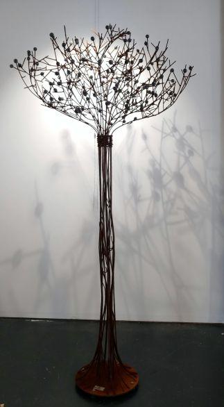 Glass Blossom Tree