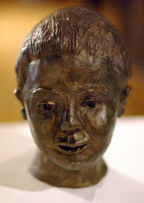 Head of Young Girl (Georgia)