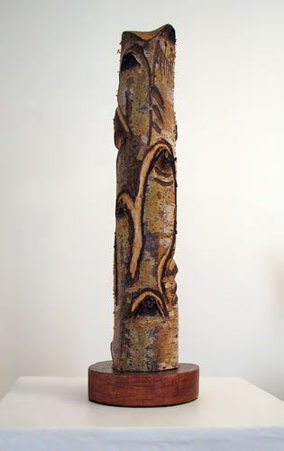 Fish Totem Pole