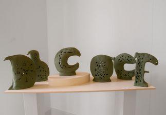 Gaelic Alphabet