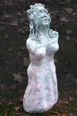 Art Nouveau Ice Fairy