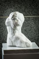 Embrace on Seating Figure by  					       			 					       				Anthony Kim