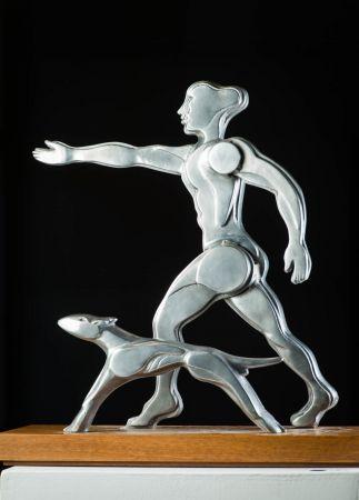 Artemis and Hound Dog